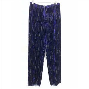 Armani Collezioni Wide Leg Pants